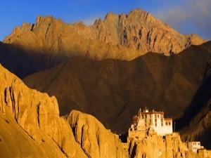 Monasterio de Lamayuru (Ladakh, India)