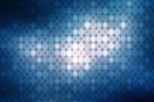 Círculos iluminados
