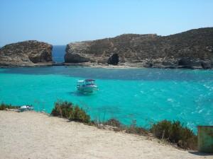Laguna Azul en Turquía