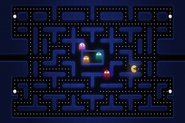 Pac-Man (Comecocos)