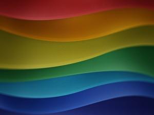 Ondas de varios colores