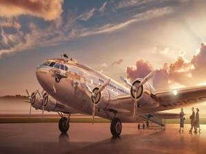Pan American Boeing 307