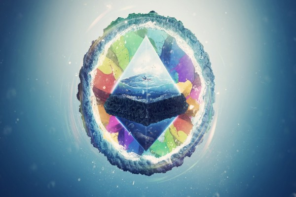 Pirámide marina