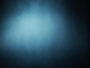 Postal: Luz azulada