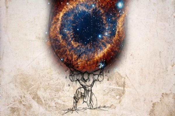 Atlas cargando con el universo