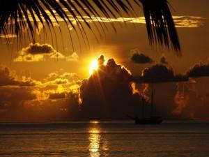 Postal: Un viaje ideal en el océano