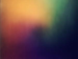 Fondo difuminado en varios colores