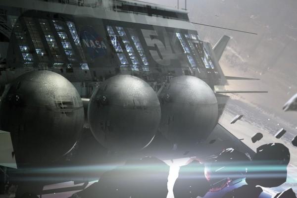 Estación espacial 54