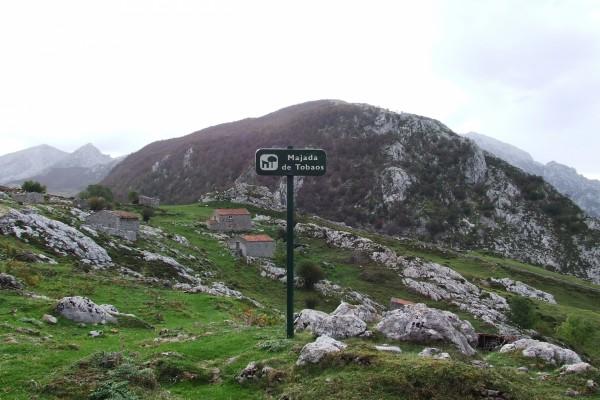 Majada de Tobaos (Picos de Europa, Asturias)