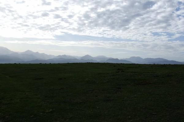Hermosas vistas de los Picos de Europa
