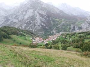 Postal: Hermosas vistas de Sotres (Asturias)