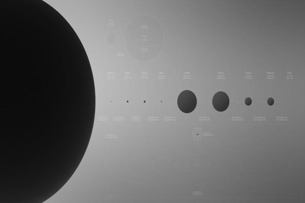 Distancias entre planetas