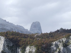 Postal: El Naranjo de Bulnes (Picu Urriellu) Picos de Europa, Asturias
