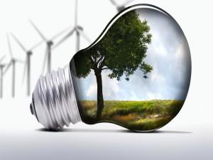 Cuidemos de la naturaleza con energías renovables