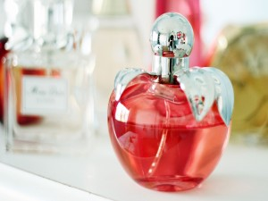Un boto de perfume