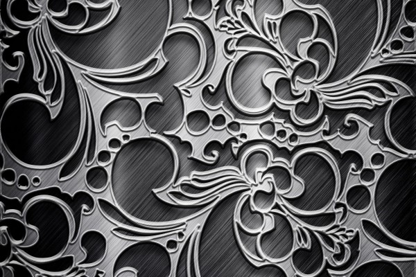 Metal abstracto