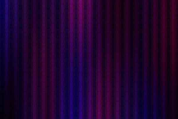 Franjas de color púrpura