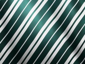 Rayas verdes y blancas