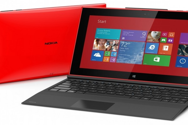 Una tablet Nokia Lumia 2520