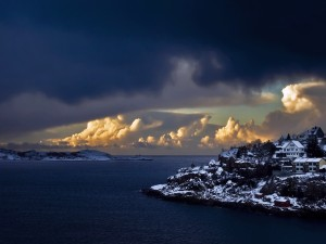 Postal: Costa nevada