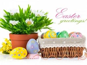 Saludos de Pascua