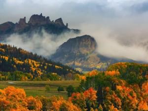 Los colores del otoño en Colorado
