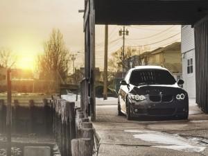 Un BMW E90 328i