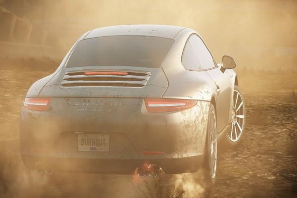 Un Porsche 911 Carrera S