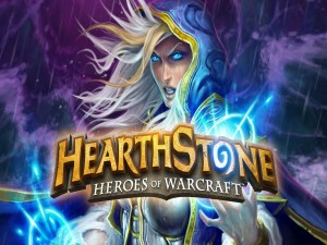 "Postal: Jaina ""Hearthstone: Heroes of Warcraft"""