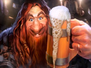 El Tabernero de Hearthstone: Heroes of Warcraft