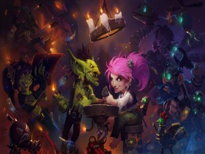 Goblins vs Gnomos (Hearthstone: Heroes of Warcraft)