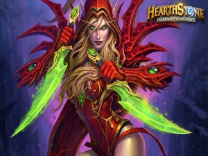 Valeera Sanguinar (Hearthstone: Heroes of Warcraft)