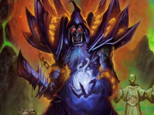 "Gul'Dan ""Hearthstone: Heroes of Warcraft"""