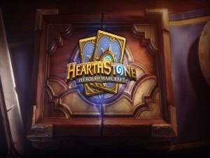 Postal: Entrando en la taberna de Hearthstone: Heroes of Warcraft