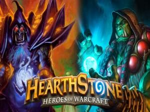 "Postal: Gul'Dan y Thrall ""Hearthstone: Heroes of Warcraft"""