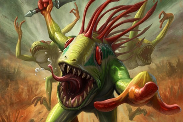 "Murlocs ""Hearthstone: Heroes of Warcraft"""