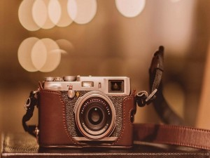 Postal: Cámara de fotos Fujinon Aspherical Lens