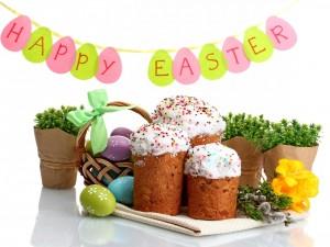 ¡Feliz día de Pascua!