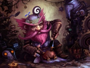Técnico de control mental (Hearthstone: Heroes of Warcraft)