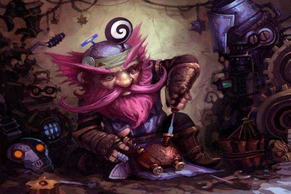 Técnico de control mental (Hearthstone: Heroes of Warcraft)
