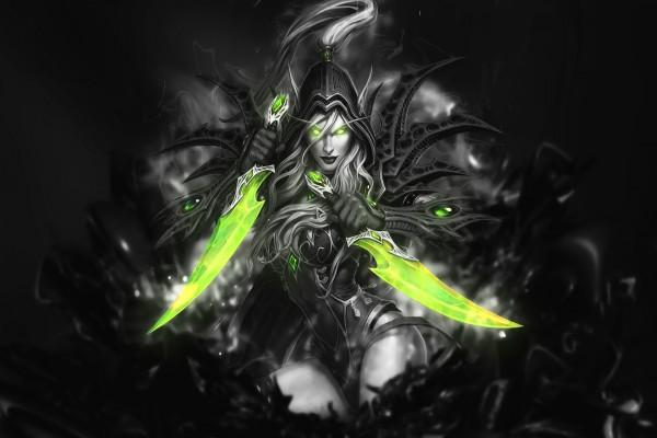 """Valeera """"Hearthstone: Heroes of Warcraft"""""""