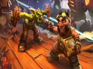 Imagen de Goblins vs Gnomos (Hearthstone: Heroes of Warcraft)