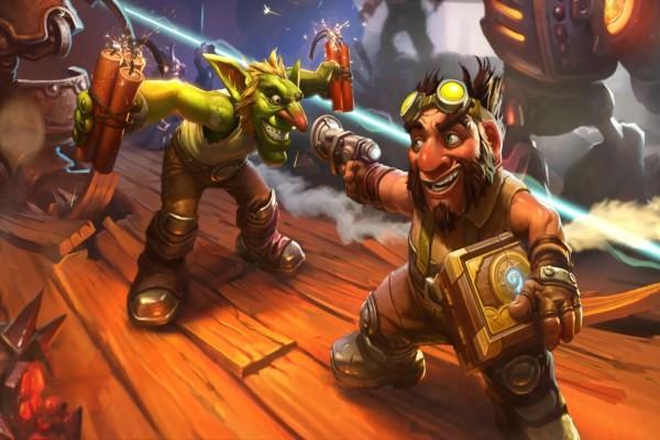 Imagen de Goblins vs Gnomos (Hearthstone: Heroes of Warcraft)