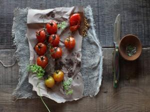 Postal: Tomatitos cherry