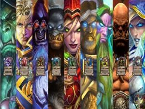 "Cartas legendarias ligadas a cada héroe de ""Hearthstone: Heroes of Warcraft"""