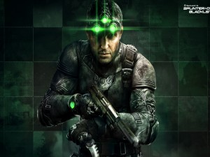 "Sam Fisher protagonista de ""Splinter Cell: Blacklist"""