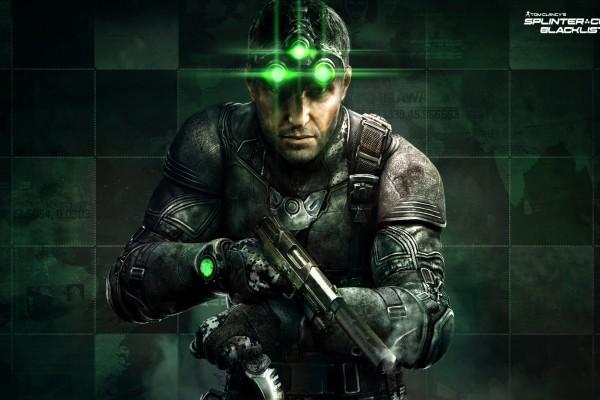 "Sam Fisher protagonista de ""Splinter Cell: Blacklist"""