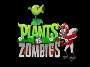 Postal: Plantas contra Zombis