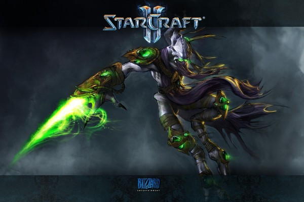 "Personaje de ""StarCraft II"""