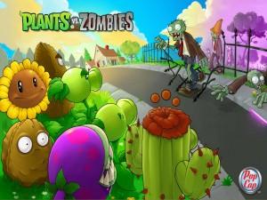 Plantas contra Zombis (PopCap Games)
